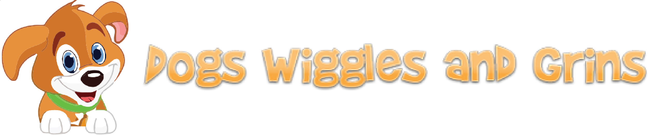 WELCOME TO DOGS WIGGLES AND GRINS